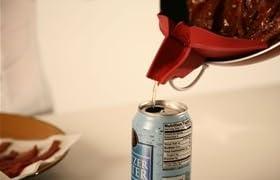 汁ポーイ 無駄油/脂を除去
