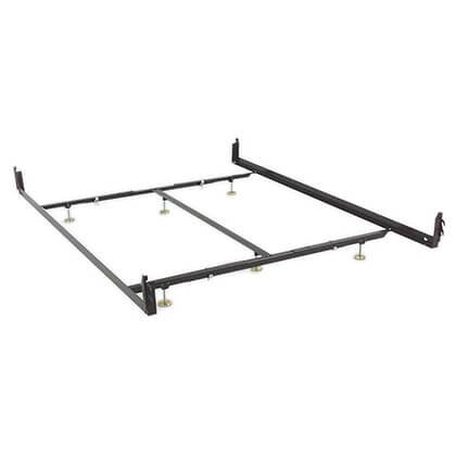 Amazon.com: WSilver King Hook On Low Profile Steel Bed Rails with