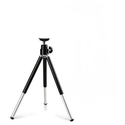 Cellphonez® Tripod For iPhone, Samsung, Sony, HTC, Oppo etc., Cellphone , Camera (Telescopic Tripod)