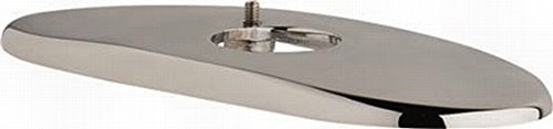 CHICAGO FAUCETS 3500-001KJKCP 2476780 Cover Plate Assembly with Mounting Hardware For 3500 Series Faucets, 4