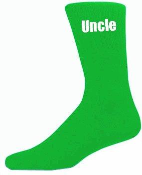 Verde thfc boda calcetines - Alta calidad tío calcetines verdes (adulto 6-12): Amazon.es: Jardín