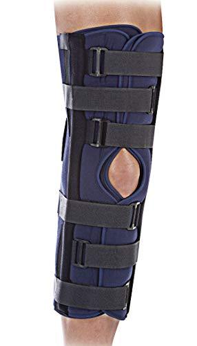 FitPro Adjustable Post-Op Knee Immobilizer, 16