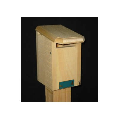 Bluebird Nest Box - Coveside 10044 Bluebird House Sparrow Resistant