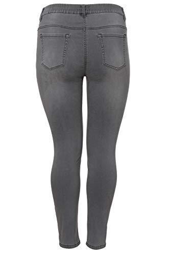 Jeans Due Jeans Femme Grau Appia Via 6w0WTInqx