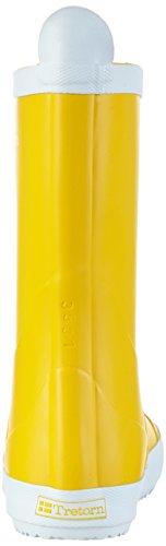 TretornWings - botas de goma sin forro con caña corta Unisex adulto Amarillo - Gelb (Yellow 070)