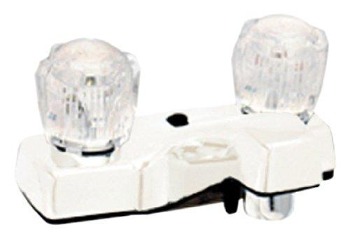 Phoenix PF212101 4in Lavatory Faucet, Biscuit