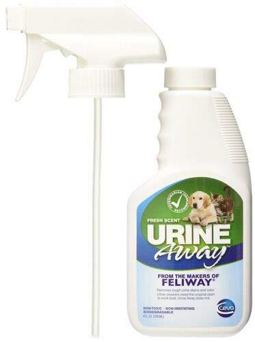 Feliway Urine Away Soaker Stain & Odor Remover Fresh Scent 8oz by Feliway