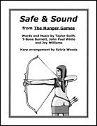 Safe & Sound From the Hunger Games Arranged for Harp