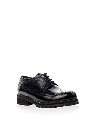 Zapatos SHOES ANTONIO Wayne Negro Mujer MIRO tFaw4