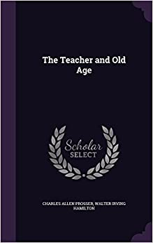 The Teacher and Old Age