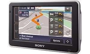 Sony NV-U82, Iberia + South Europe - Navegador GPS ( 4.8  pulgadas)
