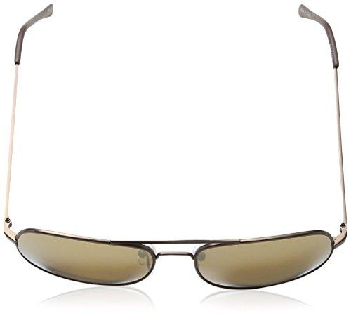 Hombre Jeepers Bronze 56 Peepers para Sol Gafas de JPRT004 Marrón YwnYFvqr