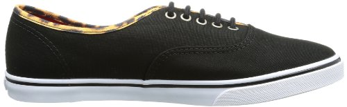 Black Leopard Pro Binding Lo Leopard Binding Shoes Mens Vans Skateboarding Black Authentic z8v5T