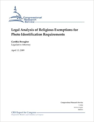 Legal Analysis of Religious Exemptions for Photo