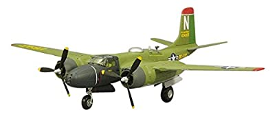 FA-26B Invader 1/72 Die Cast Model 13th BS, 3rd BW, USAF, Iwakuni AB, Japan, August, 1950, by Hobby Master HA3210