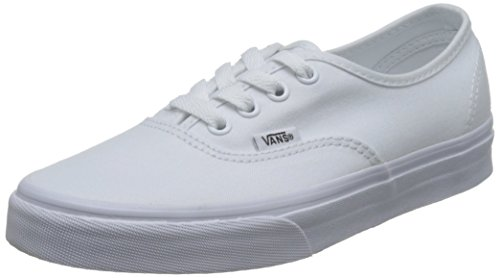 White Trainers Unisex Adults' Authentic True U Vans xTq8YEwqI