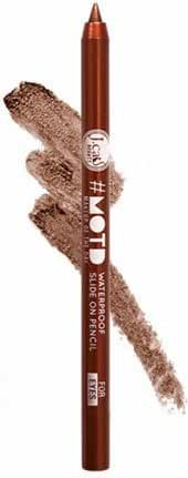 J Cat #MOTD Waterproof Slide On Eye Liner Pencil 107 Bronze by Jcat Beauty