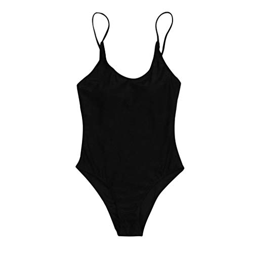 Set Push Ragazza Nero B Tinta Beachwear Costume Stampa Bagno Swimwear Up Mare Da Sexy Unita Bikini Donne A Costumi Qinsling qXx0BHH