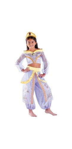 Storybook Jasmine Prestige Child Costume - -