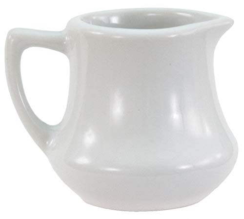 Creamer, Bright White, 4-1/2 oz, PK36 by  (Image #1)