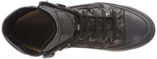 a Cooper Candice Alto Nero Color Nero Monet Donna 000 Sneaker Collo x4IwT4rq