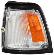 TYC 18-1991-00 Toyota Pickup Front Driver Side Replacement Parking/Corner Light ()
