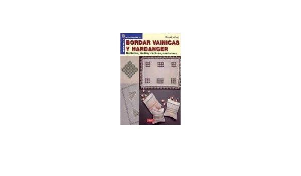 Bordar Vainicas Y Hardanger: Manteles, Toallas, Cortinas, Camison Es., : VARIOS AUTORES: Amazon.com: Books