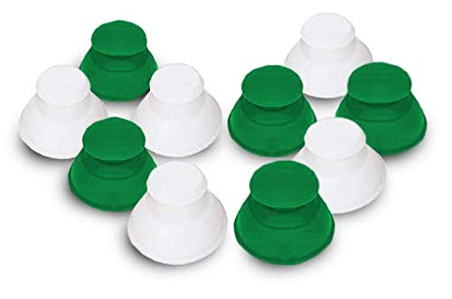 Cupping Therapy Sets Massage Cups - Comfort Strong Suction for Fascia, Muscle and Joint Pain, Plantar Fasciitis, Cellulite, Digestion