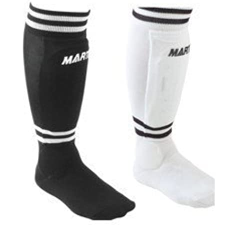 Champion Sports Youth Sock Style Soccer Shinguards Ages 6-8 Black