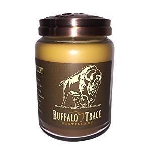 - Buffalo Trace Bourbon Roasted Pecan 26 oz. Large Jar Candleberry Candle