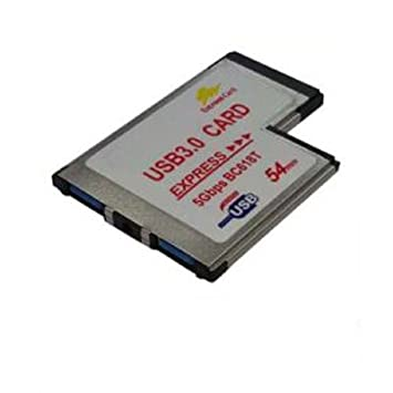 AKE 2 PORT USB3.0 EXPRESSCARD WINDOWS 8.1 DRIVERS DOWNLOAD