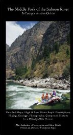 Salmon River Map - The Middle Fork of the Salmon River : A Comprehensive Guide