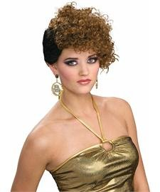 [Hip Hop Home Girl Adult Wig One Size Fits Most Adults] (Hip Hop Group Costumes)
