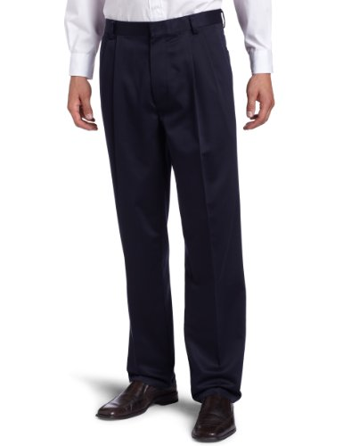 Dockers Men's Game Day Khaki D3 Classic Fit Pant - University of Alabama, Navy - discontinued, 36W x 32L