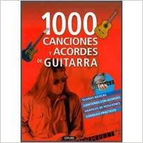 1000 CANCIONES Y ACORDES DE GUITARRA: Amazon.es: null ...