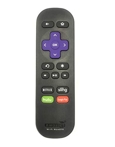 Control remoto para Roku Stick (3500r 3500rw 3600 3800 3810)