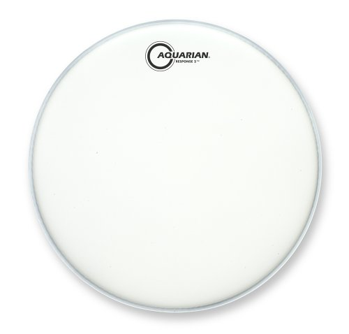 Coated 20 Bass Drum - Aquarian Drumheads TCRSP2-20 Response 2 Coated 20-inch Bass Drum Head