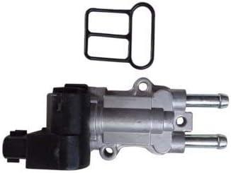 2 Pcs Idle Air Control Valve /& Throttle Position Sensor Fits:Vibe Corolla Matrix