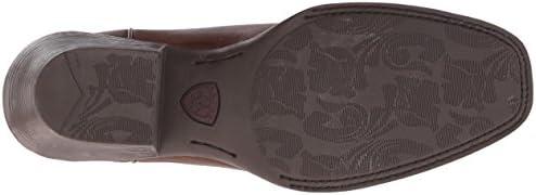 ac11c61139c Ariat Women's Legend Spirit Western Cowboy Boot, Wood/Rust, 8 M US ...