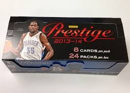 2013/14 Panini Prestige Basketball box (24 pk HOBBY)