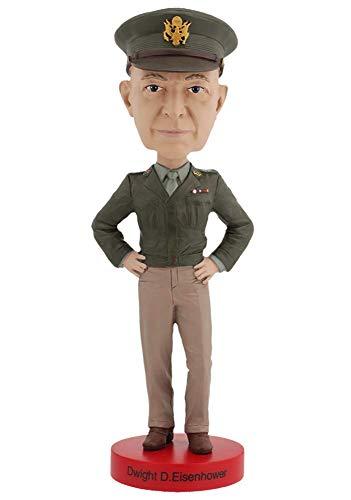 Royal Bobbles Dwight D. Eisenhower V2 Bobblehead ()