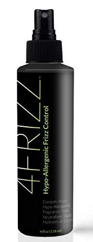 - 4Frizz Hypoallergenic Frizz Control Mist