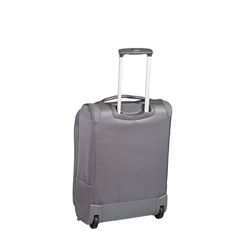 DELSEY AIR ADVENTURE SOFT2 Koffer, 54 cm, 42 liters, Grau (Gris Argent)