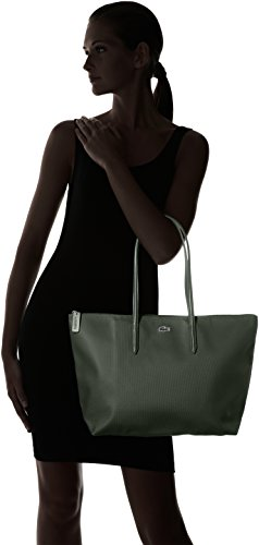 Nf1888po Concept rosin Lacoste Marron Mujer L1212 Bolso Para Rqwq0xdrEn