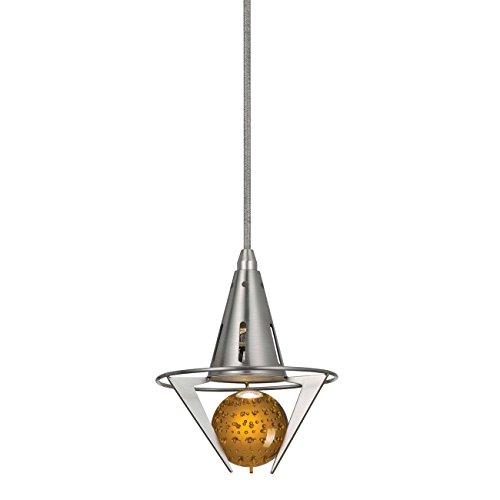 CAL Lighting UPL-934-AM One Light Pendant