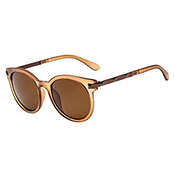 Gafas De Sol Polarizadas con Montura Ovalada LEEDY para ...