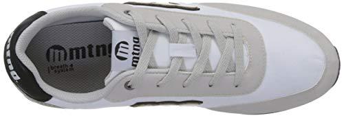 Ginnastica Pu C44862 Bianco Da 82600 Roto Bianco Basse Scarpe soft Bianco nylon america Mtng ecosu Uomo wx1qTCtt6