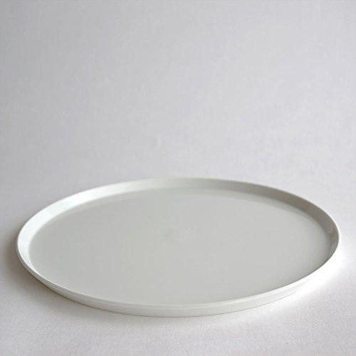 【아리타산 도자기/자기】arita japan TY Round Plate 280 화이트
