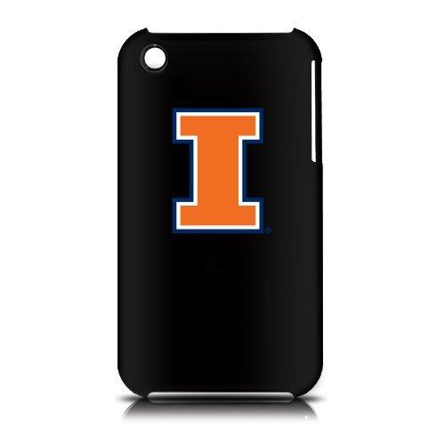 Illinois Fighting Illini - Tribeca Varsity Jacket HardShell Case for iPhone 3g/3gs - Matte ()
