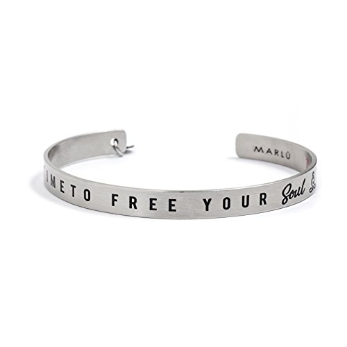 6d2441110687 Pulsera para hombre joyas marlù   Time To Free Your Soul Casual Cod.18br111  Venta